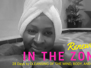28 Days to Cleansing of the Mind, Body, & Spirit