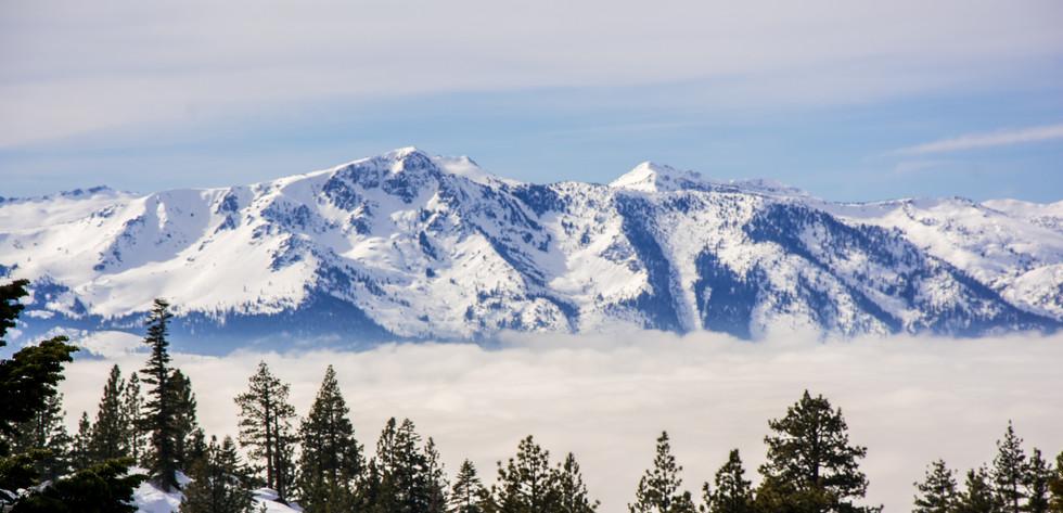 Lake Tahoe Inversion wide