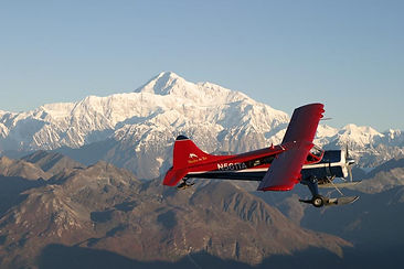 Denali National Park by air