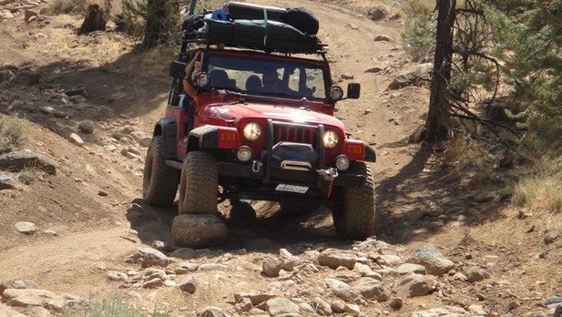 Barney Riley Trail
