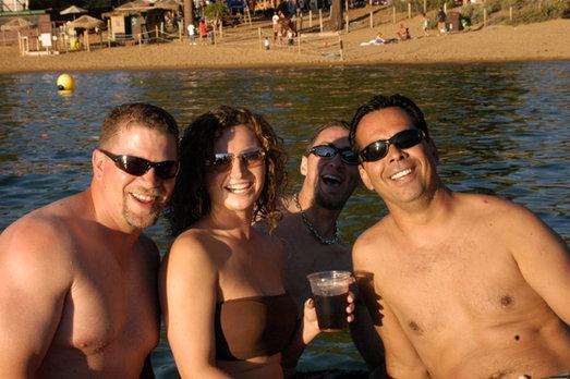 Lake Tahoe parties