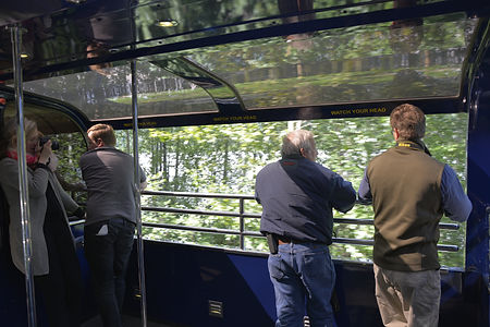 Private Viewing Platform
