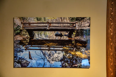 Yosemite Mirror Bridge