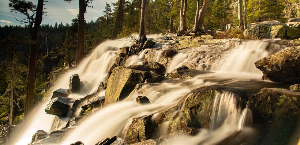 Lower Eagle Falls Spring