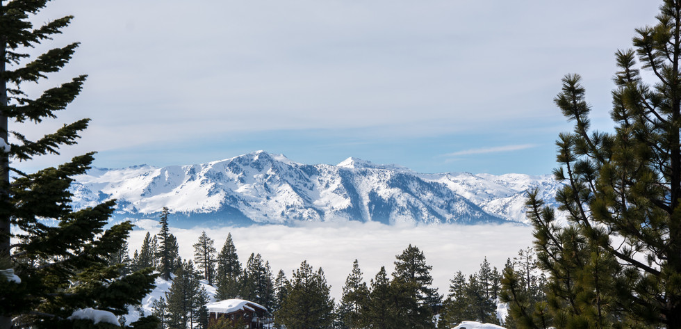 Mt. Tallac Inversion