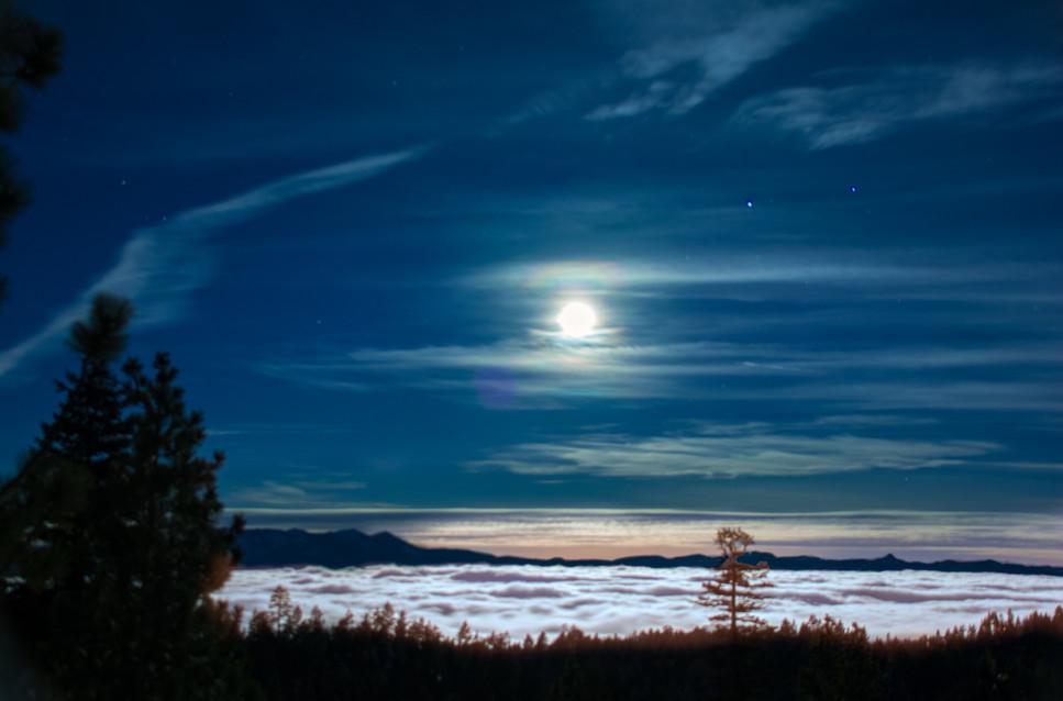 Lunar Inversion