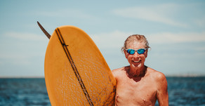 My Dad, The Surfer