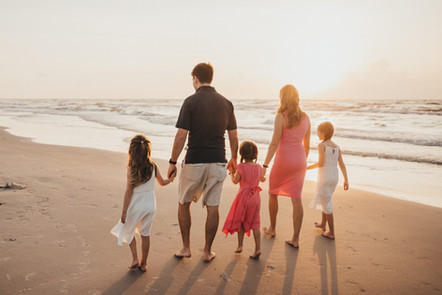 Family Photographer Port Aransas Texas