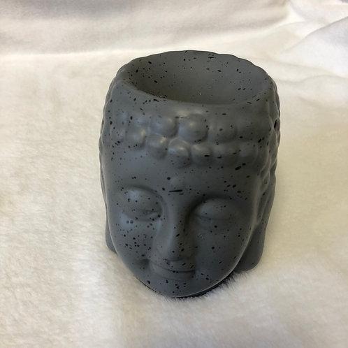 Bruleur bouddha gris tacheté