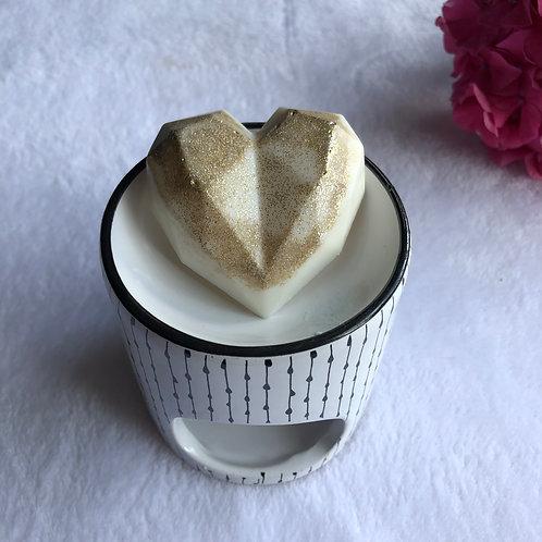 Gros coeur Noix de coco