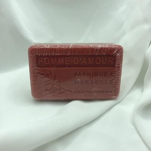 Savon fabriqué à Marseille Pomme d'amour