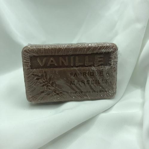 Savon fabriqué à Marseille vanille