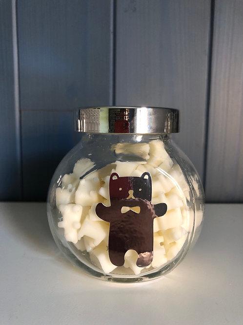 Pot oursons Fleur de coton