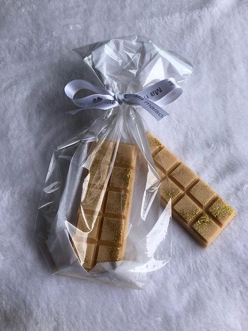 1 Tablette Cacahuètes et chocolat