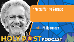 Episode 476: Suffering & Grace with Philip Yancey