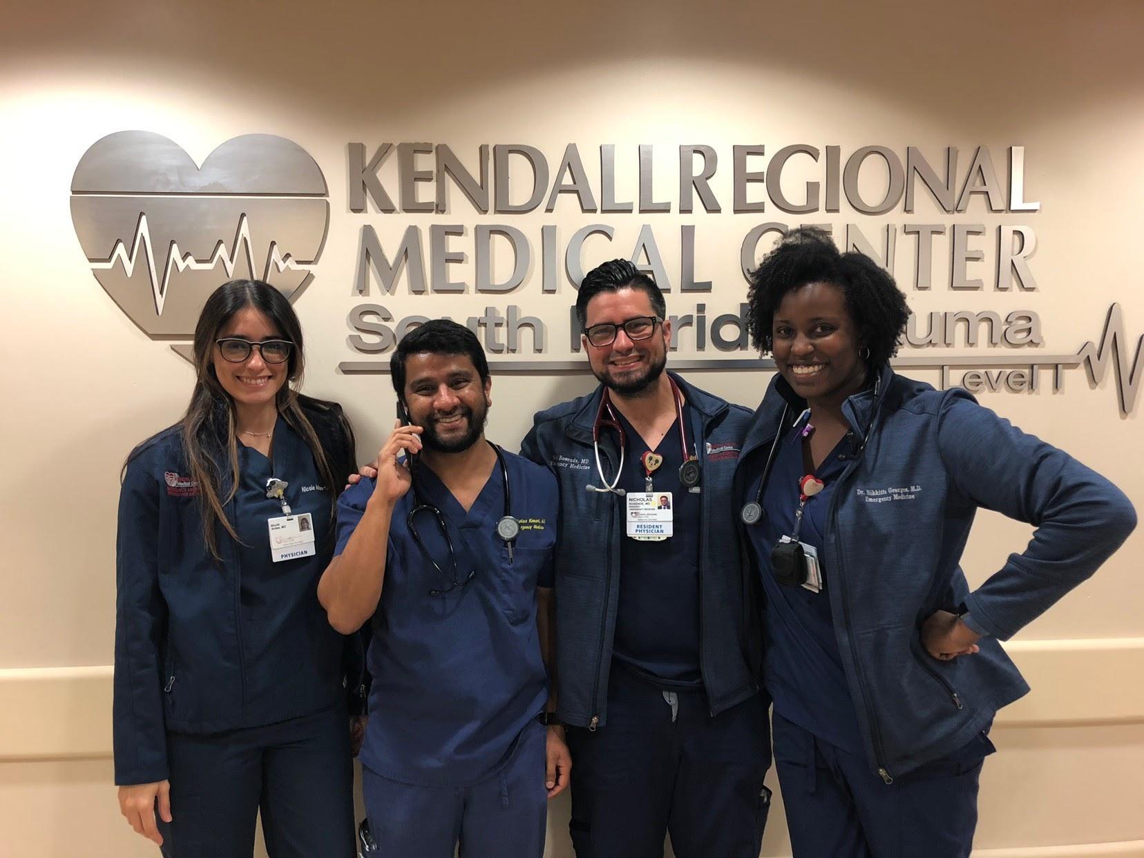 GALLERY | Kendall Regional Emergency Medicine Residency Program