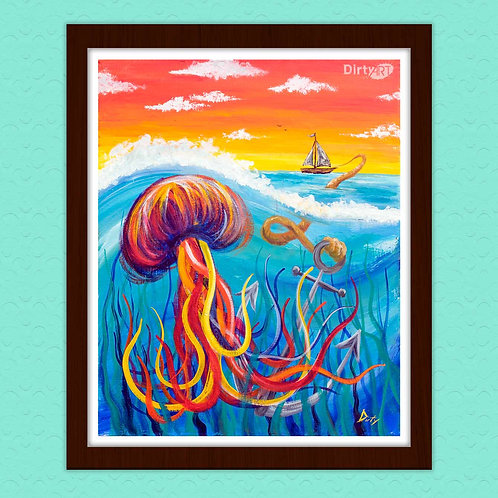 Jelly Fishin