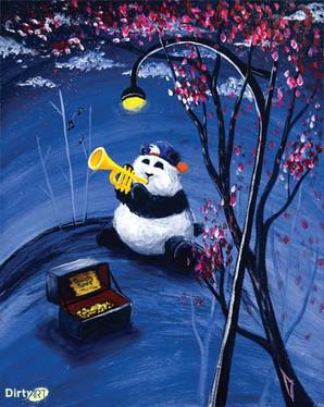 Jazz Panda Midnite