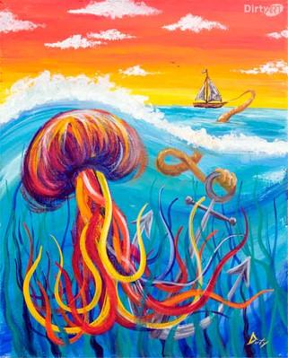 Jellyfishin