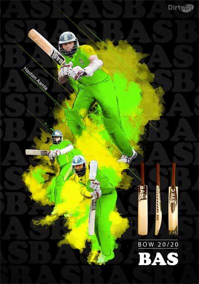BAS Cricket Ad