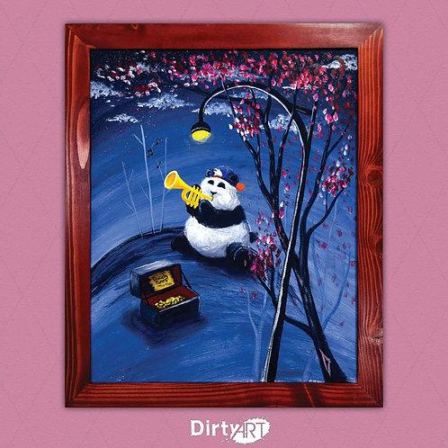 Jazz Panda Midnight