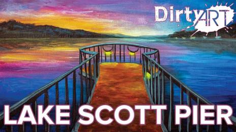 S1 E02 Lake Scott Pier