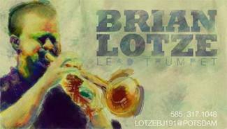 Lotze Buisness Card