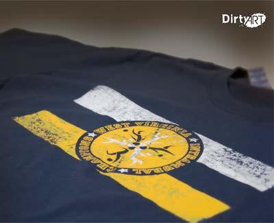 WVU Tshirt