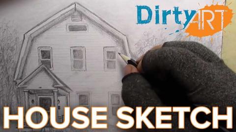 S1 E01 House Sketch