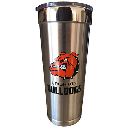 Brighton Bull Dog Travel Mug