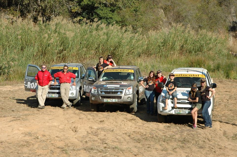 Isuzu Off Road Academy