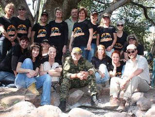 Rhino Guarding Weekend