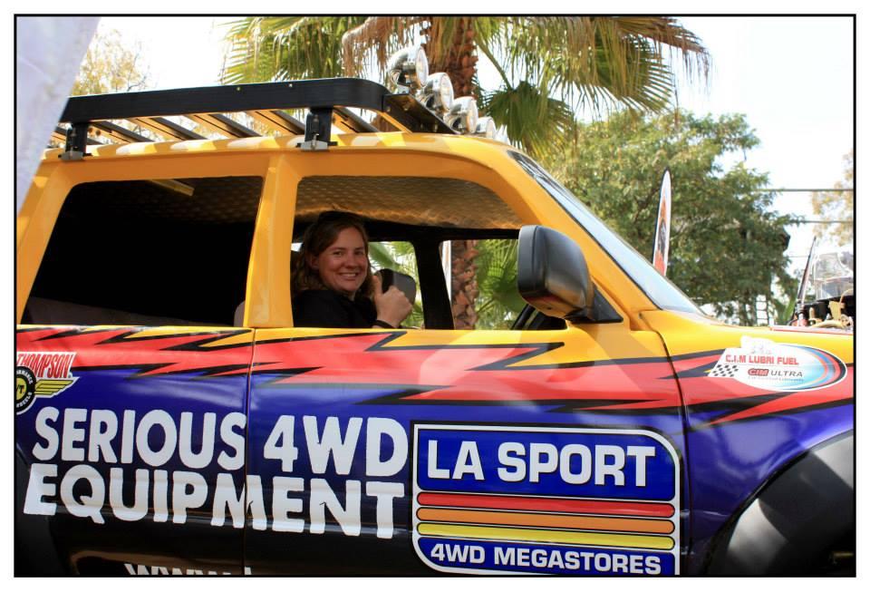 Our favourite LA Sporter!
