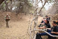 Anti-poacher training
