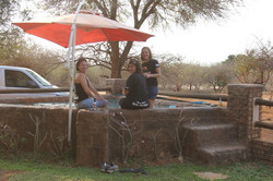 Relaxing in Marloth Park
