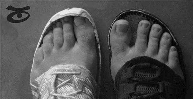 How Running Shoes Should Fit in the Toe Box