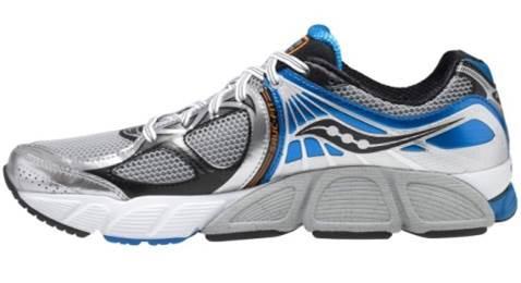 stability-type running shoe