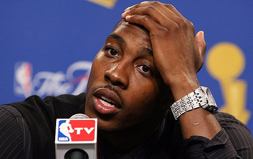 """What NBA Legend can """"redirect"""" Dwight Howard's career?"""