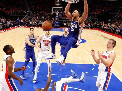 Ben Simmons Sets a NBA RECORD!! 🏀🏀
