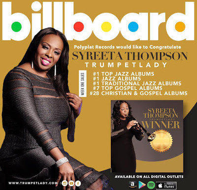 Q&A with Grammy Award Winner! Syreeta Thompson 💃💃