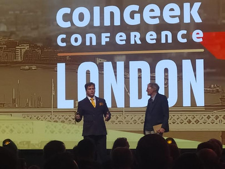 Review: CoinGeek London 2020