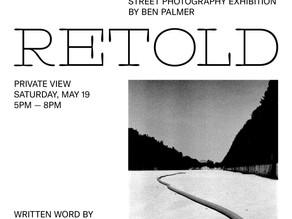 RETOLD, Ben Palmer's latest photography exhibition