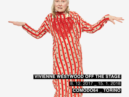 VIVIENNE WESTWOOD: OFF THE STAGE EXHIBITION