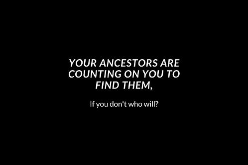 Your Ancestors Computer Wallpaper