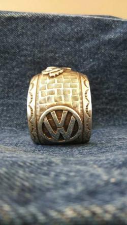 Bracelet with VW logo