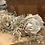 Thumbnail: Ramo con flor de tela