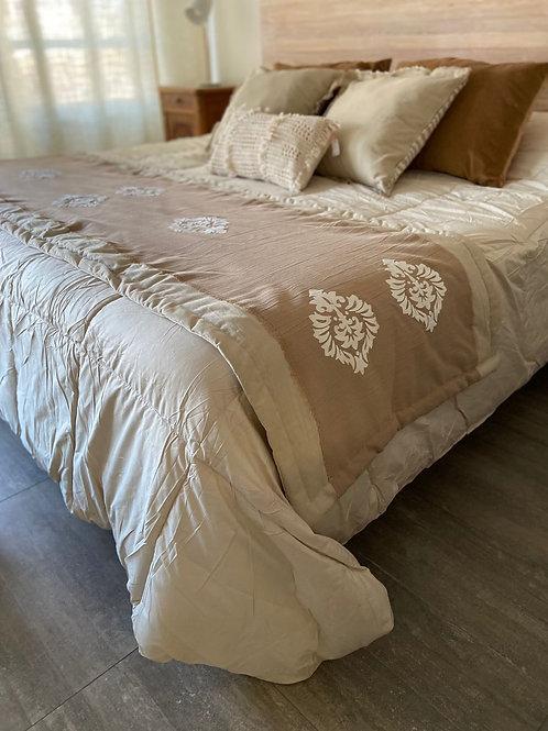 Pie de cama Pillow