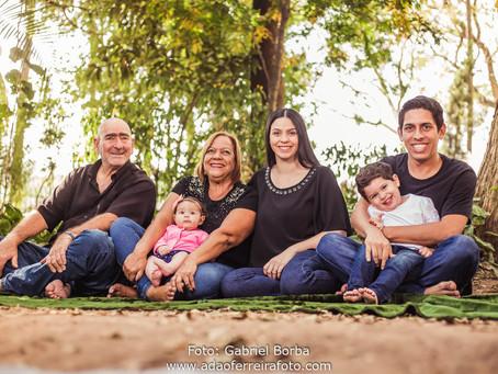 Ensaio de família da Isis e do Diego