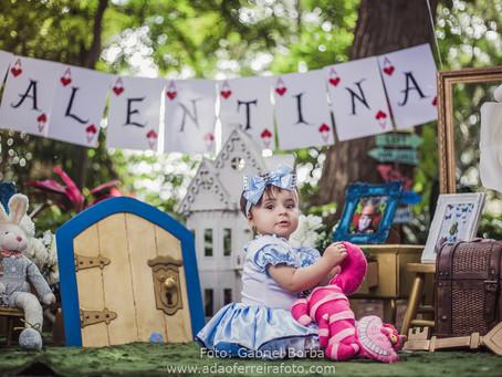 Valentina no país das maravilhas