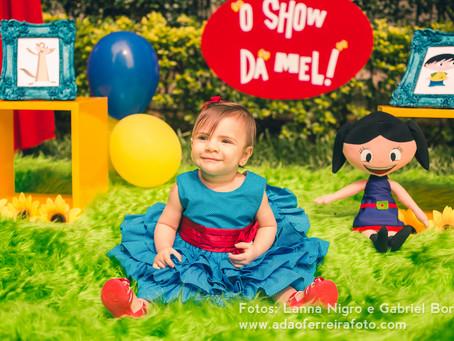 Smash the cake O show da Luna {Mel}